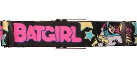 Batgirl Name Stars Seatbelt Belt