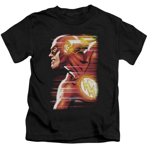 Jla Speed Head Short Sleeve Juvenile T-Shirt