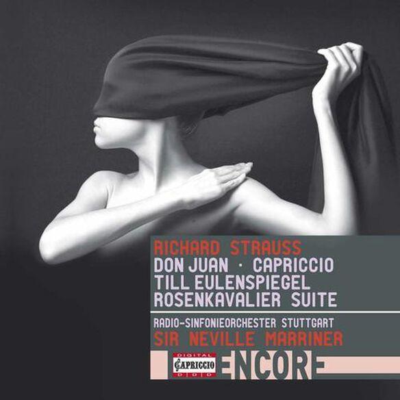 Richard Strauss: Don Juan / Till Eulenspiegel