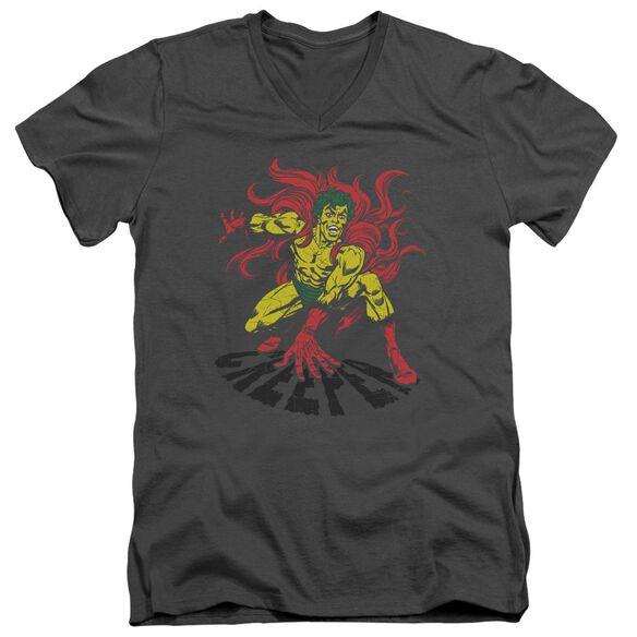 Dco Creeper Short Sleeve Adult V Neck T-Shirt