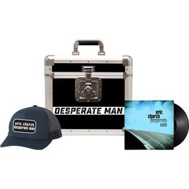 Eric Church - Desperate Man [Vinyl with Exclusive Road Case & Hat]