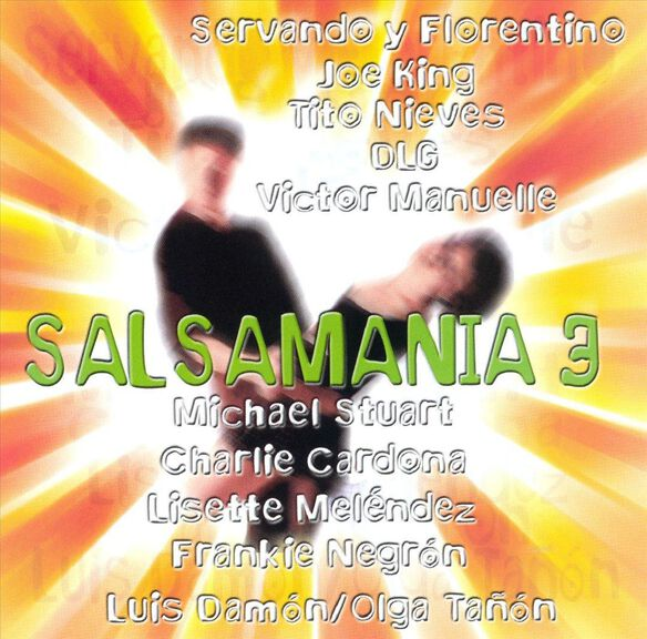 Salsamania 3 299