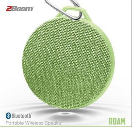 2Boom Roam Bluetooth Portable Wireless Speaker [Mint]