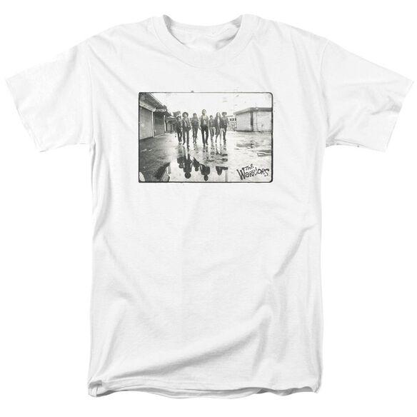 Warriors Rolling Deep Short Sleeve Adult White T-Shirt
