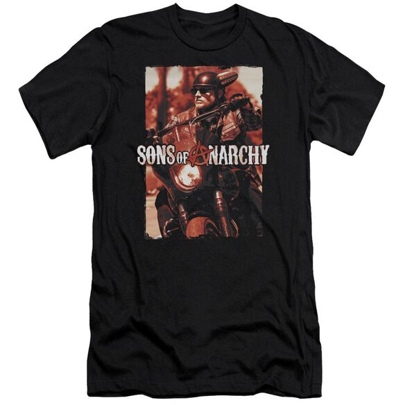 Sons Of Anarchy Code Red Premuim Canvas Adult Slim Fit