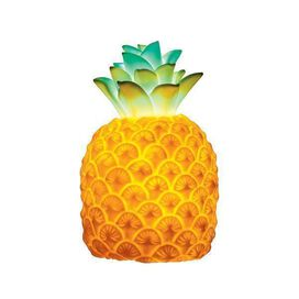 Pineapple Light-up Décor - White