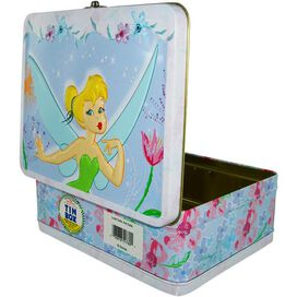 Tinkerbell Close Pose Tin Tote