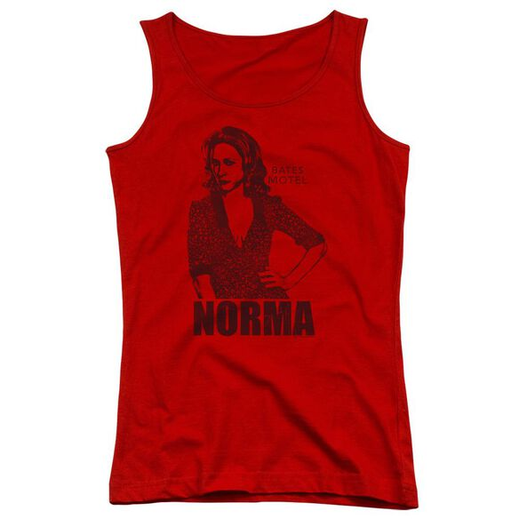 Bates Motel Norma Juniors Tank Top