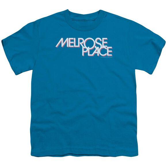 Melrose Logo Short Sleeve Youth T-Shirt