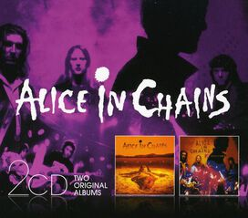 Alice in Chains - Dirt/Unplugged