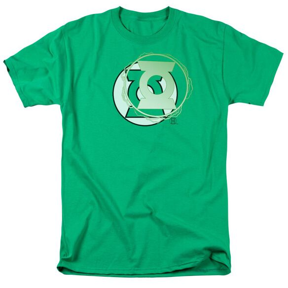 Jla Gl Energy Logo Short Sleeve Adult Kelly T-Shirt