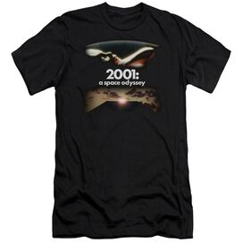 2001 A Space Odyssey Prologue Epilogue Hbo Short Sleeve Adult T-Shirt