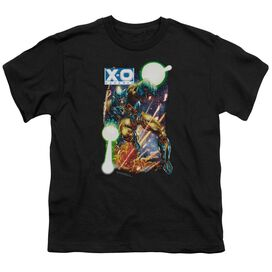 Xo Manowar Vintage Xo Short Sleeve Youth T-Shirt