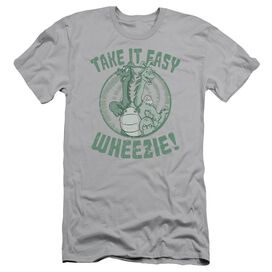 Dragon Tales Take It Easy Short Sleeve Adult T-Shirt