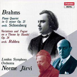 J. Brahms - Piano Quartet