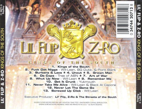 Lil Flip & Zro:Kings Of T