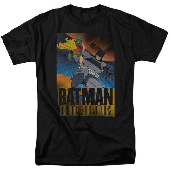 Batman Dk Returns Short Sleeve Adult T-Shirt
