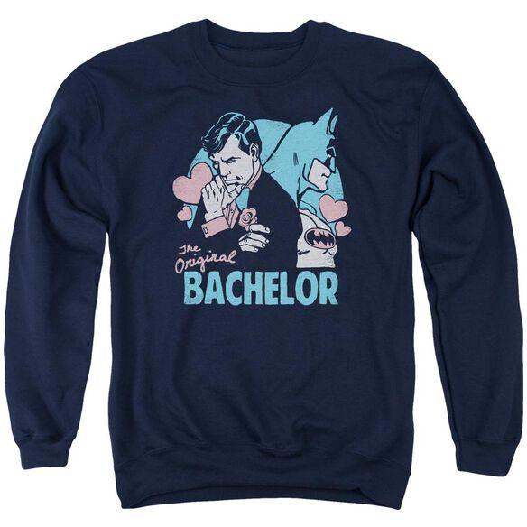 Dc Bachelor Adult Crewneck Sweatshirt