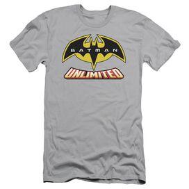 Batman Unlimited Logo Short Sleeve Adult T-Shirt