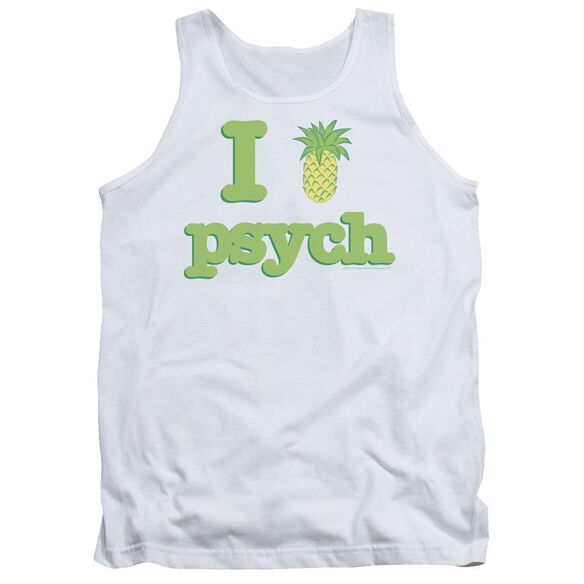 Psych I Like Psych Adult Tank