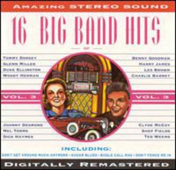 Various Artists - Big Band Era 3 / Various
