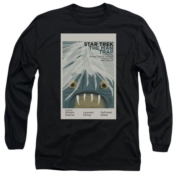 Star Trek Tos Episode 1 Short Sleeve Adult T-Shirt