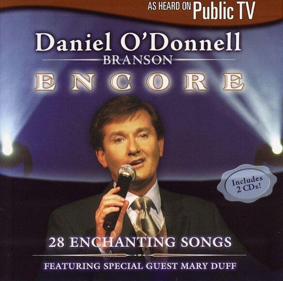 Daniel O'Donnell: Branson - Encore
