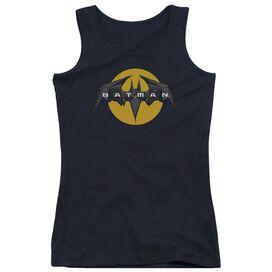 Batman Unlimited Tech Logo Juniors Tank Top