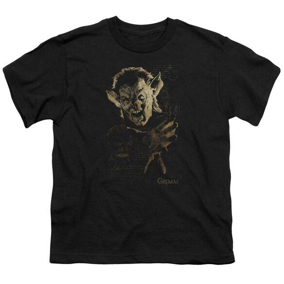 Grimm Murcielago Short Sleeve Youth T-Shirt