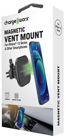 Charge Worx Magnetic Vent Mount Iphone 12