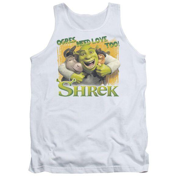 Shrek Ogres Need Love Adult Tank