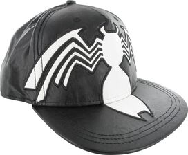 Venom Logo Sublimated Under Visor Snapback Hat