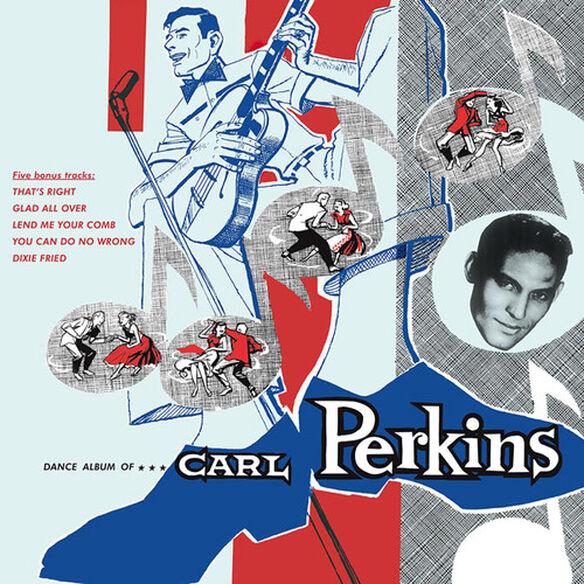 Carl Perkins - Dance Album
