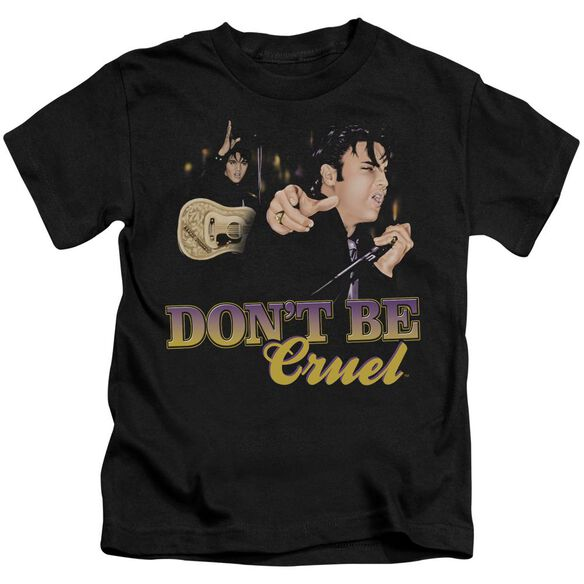 Elvis Don't Be Cruel Short Sleeve Juvenile T-Shirt