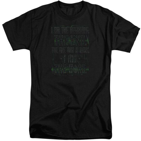 Star Trek Iborg Short Sleeve Adult Tall T-Shirt