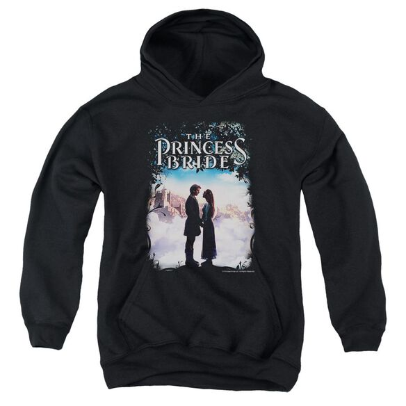 Princess Bride Storybook Love Youth Pull Over Hoodie