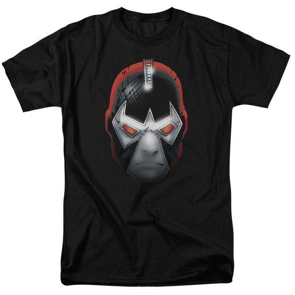 BATMAN BANE HEAD - S/S ADULT 18/1 - CHARCOAL T-Shirt