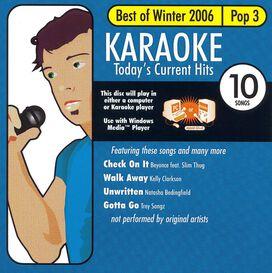 Karaoke - Karaoke: Best Of Winter 2006 Pop, Vol. 3