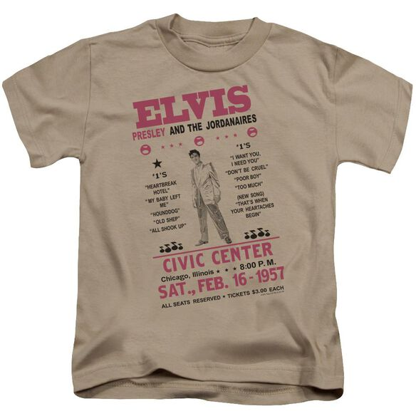 Elvis Jordanaires Short Sleeve Juvenile T-Shirt