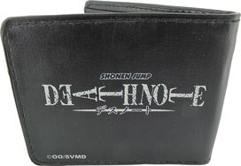 Death Note L Side Pose Wallet