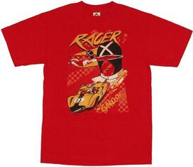 Speed Racer X T-Shirt