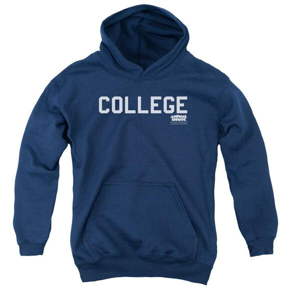 Animal House College Youth Pull Over Hoodie