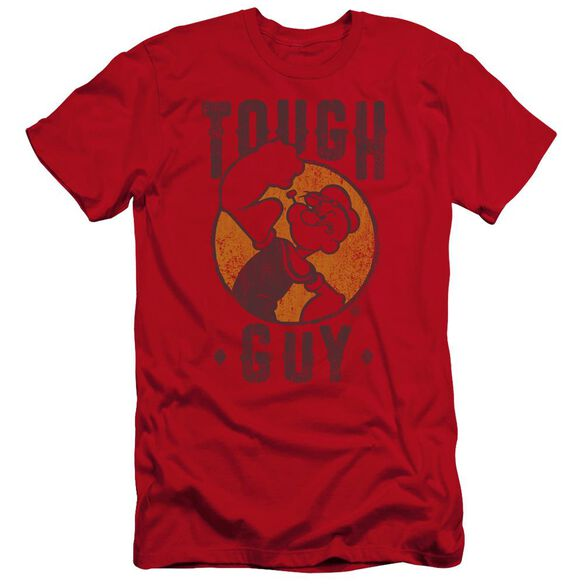Popeye Tough Guy Premuim Canvas Adult Slim Fit