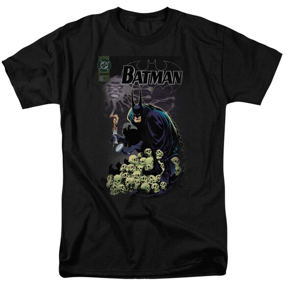 Batman Cover #516 Short Sleeve Adult T-Shirt