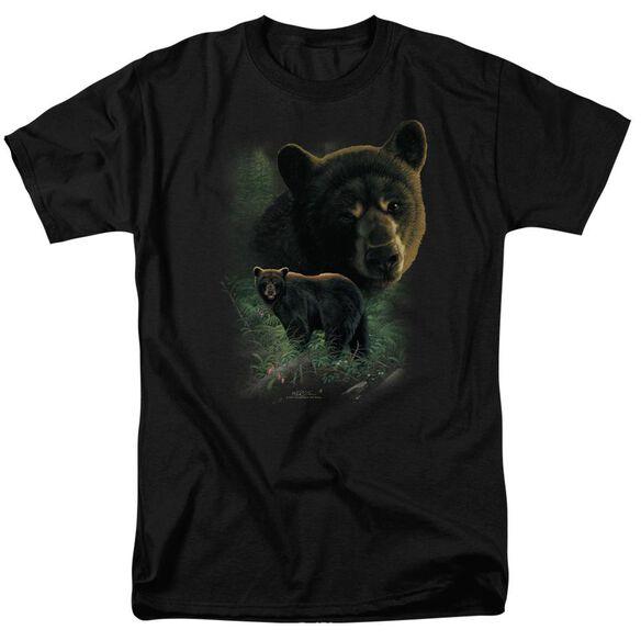 Wildlife Bears Short Sleeve Adult T-Shirt