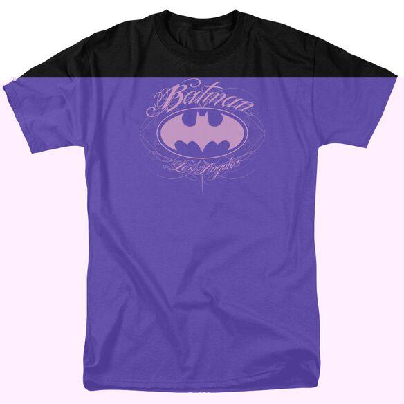 BATMAN BATMAN LA - S/S ADULT 18/1 - BLACK T-Shirt