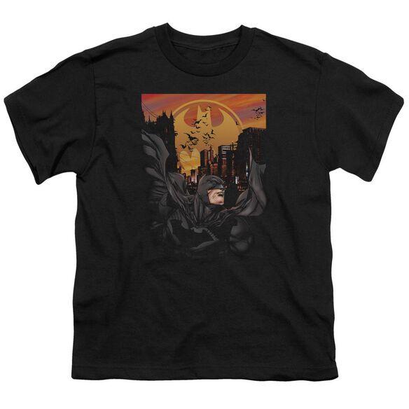 Batman Always On Call Short Sleeve Youth T-Shirt