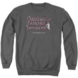 Fantastic Beasts Wanded Adult Crewneck Sweatshirt