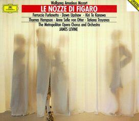 James Levine - Le Nozze Di Figaro: Opera House