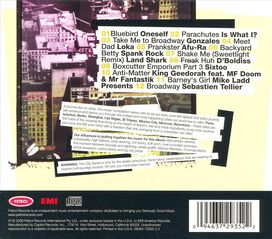 Various Artists - Sex, the City, the Music: New York